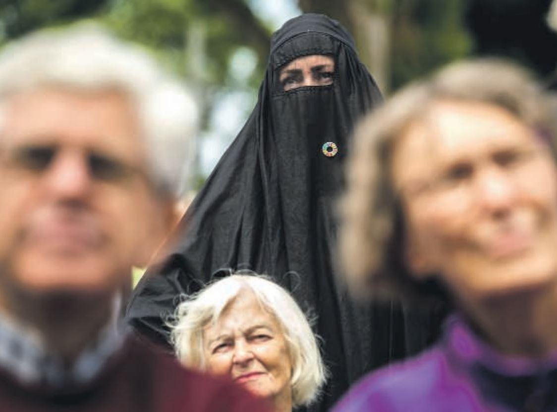Burka_happening_billede7