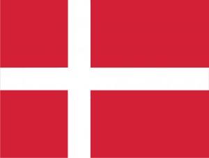 dansk flagf